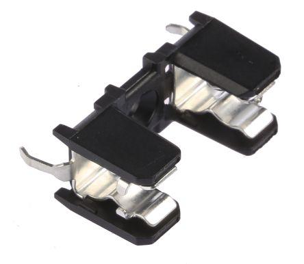 Schurter 10A PCB Mount Fuse Holder for 5 x 20mm Cartridge Fuse, 250V ac