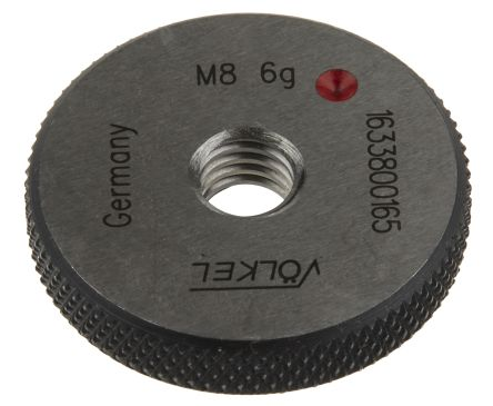 No-Go Ring Gauge M8