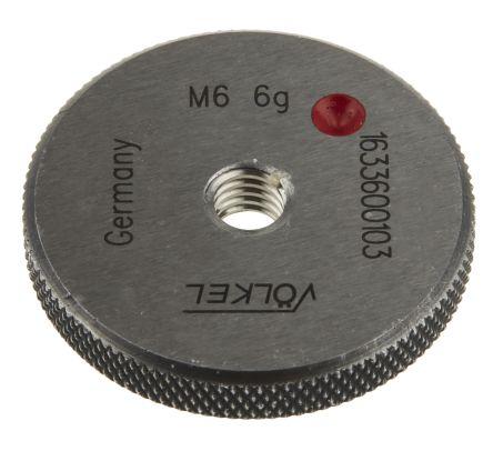 No-Go Ring Gauge M6
