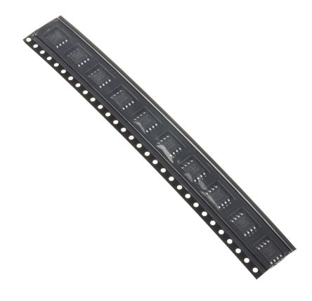 Microchip ATTINY85-20SUR, 8bit AVR Microcontroller, ATTINY, 20MHz, 8 kB Flash, 8-Pin SOJI
