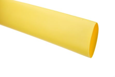Schrumpfschlauch 4,8 mm Schrumpfrate gelb 2m
