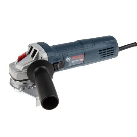 Bosch Cordless Angle Grinder, 115mm Disc, 110V, , BS 4343 Plug (0601396161)