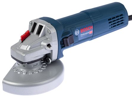 Bosch Cordless Angle Grinder, 115mm Disc, 220 → 240V, , UK Plug (GWS 9-115 S)