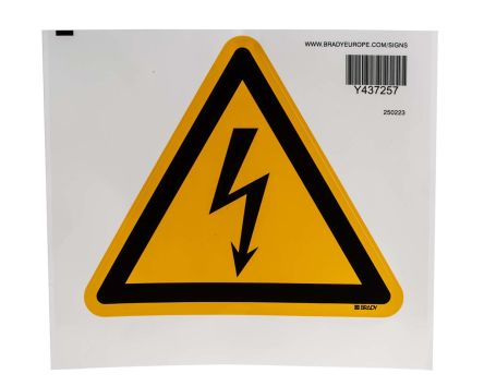 Hazard Warning Signs Labels Online Rs Components