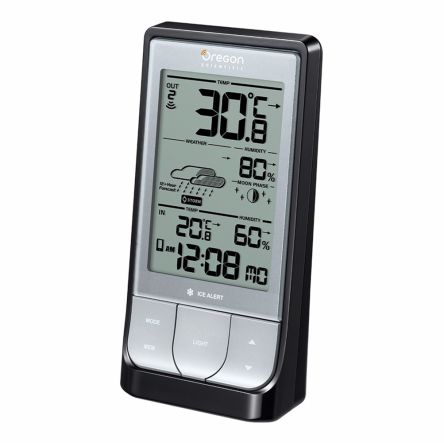 Oregon Scientific Weather Station Thermohygrometer Bluetooth