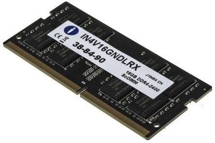 Integral Memory 16 GB DDR4 RAM 2400MHz SODIMM 1.2V