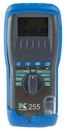 Flue Gas Analyser supplied with probe, c