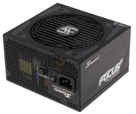 Seasonic 650W ATX Power Supply, 100 → 240V dc Input, -15 V dc, 3.3 V dc, 5 V dc, 12 V dc, 5 VSB V dc Output