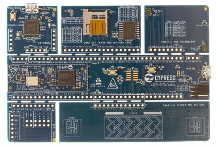 Cypress Semiconductor PSoC Development Board CY8CPROTO-062-4343W