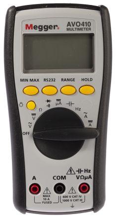 Megger 1001-613 Цифровой мультиметр