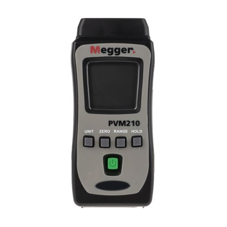 Megger 1002-548 Solar Power Meter PVM210, Solar Power