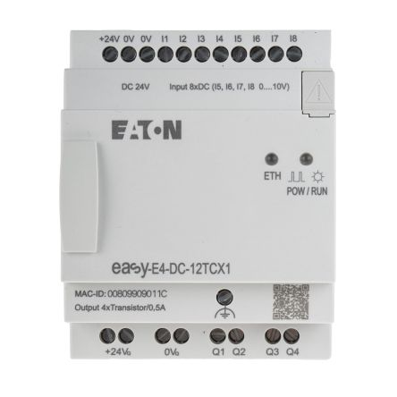 Eaton EASY-E4-DC-12TCX1 Логический модуль