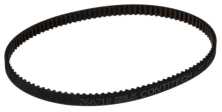 Contitech HTD 318-3M-06, Timing Belt, 106 Teeth, 318mm Length X 6mm Width