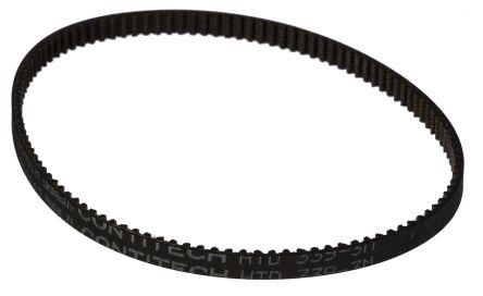 Contitech HTD 339-3M-06, Timing Belt, 113 Teeth, 339mm Length X 6mm Width