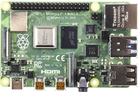 Raspberry Pi Raspberry Pi4 Model B 4GB
