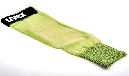 C500 Green Reusable Bamboo, Fibreglass, HPPE Cut Resistant Arm Protector 400mm L