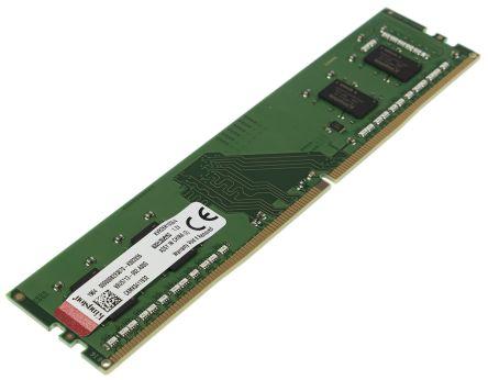 Kingston 4 GB DDR4 RAM 2666MHz DIMM 1.2V