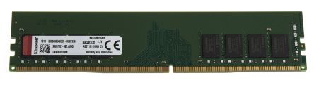 Kingston 8 GB DDR4 RAM 2666MHz DIMM 1.2V