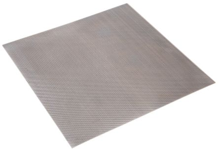 Perforated Steel Sheet, 2mm Hole, 500mm x 500mm x 0.55mm
