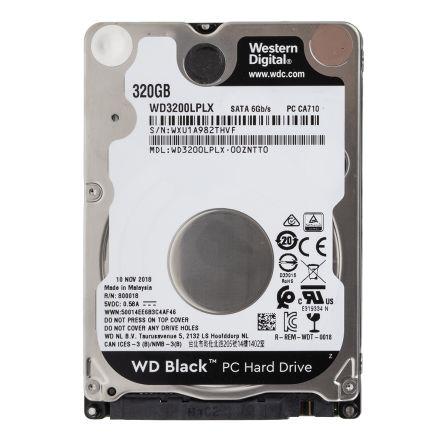 Western Digital 320 GB Internal Hard Drive