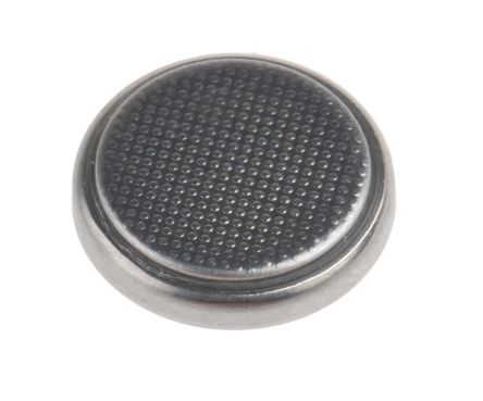 RS PRO CR1225 Button Battery, 3V, 12.5mm Diameter
