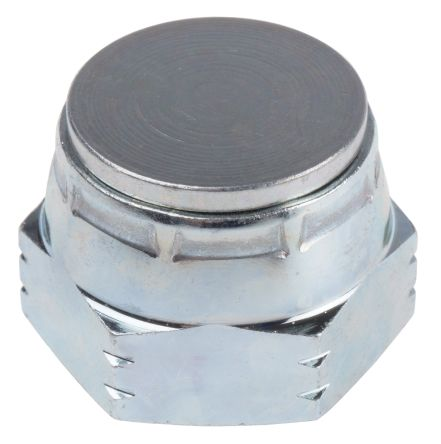 G 3/4 Steel Hydraulic Blanking Cap, 240 bar Max Operating Pressure