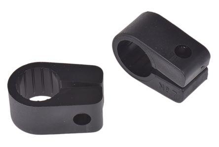 ms7 rs pro rs pro cable clip black screw pe cable clip max bundle 184 5220 rs. Black Bedroom Furniture Sets. Home Design Ideas