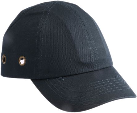 RS PRO Navy Long Bump Cap, ABS Protective Material