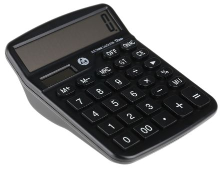RS PRO ESD Calculator 110mm x 160 mm