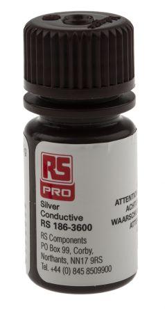 Silver Conductive Paint Paint, 20 g Bottle product photo