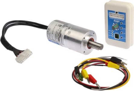24 V dc, 0.93 Nm, Brushless DC Geared Motor, Output Speed 4000 rpm