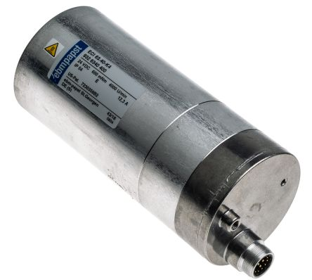 24 V dc, 59.9 Ncm, Brushless DC Geared Motor, Output Speed 4000 rpm