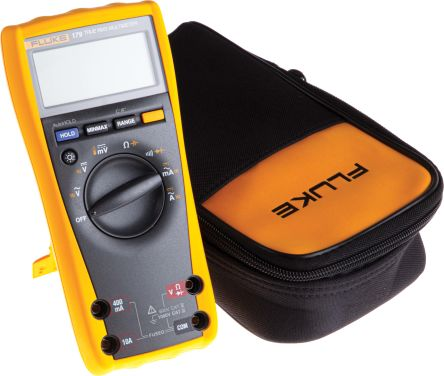 Fluke 179 Digital Multimeter + Free C25