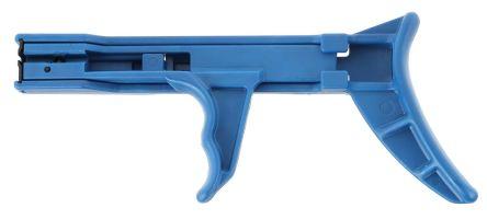 HellermannTyton Cable Tie Gun, 2.5 → 4.8mm Capacity