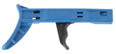 HellermannTyton Cable Tie Gun, 7.6mm Capacity