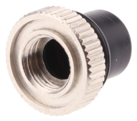 Sealing hood for pushbutton,1/4-40UNS
