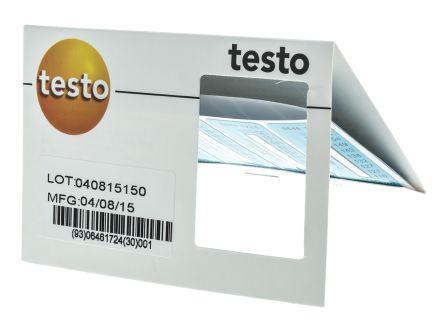 Etichetta termosensibile Testo 0646 1724, dimensioni 50 x 18mm