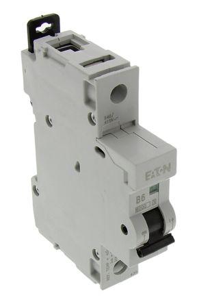 Fine Alb061 Eaton 6A 1 Pole Type B Miniature Circuit Breaker Memera Alb Wiring Digital Resources Dadeaprontobusorg