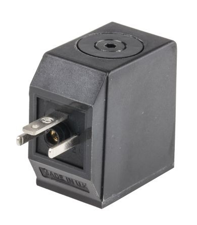 24V dc 1.7W Replacement Solenoid Coil, Compatible With V14 product photo