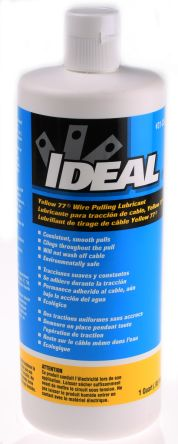 Wire Lube For Pulling | 31 358 Ideal Lubricant Wax 950 Ml Y 77 Bottle Rs Components