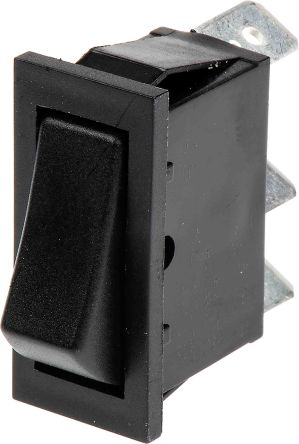 Arcolectric SPDT, On-Off-On Rocker Switch Panel