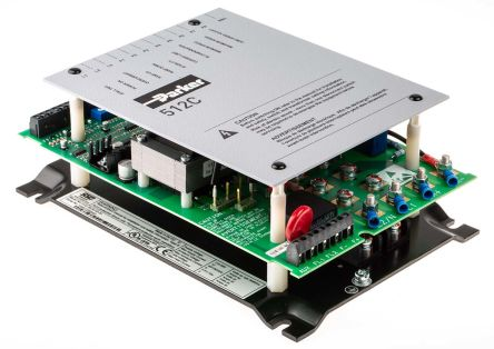 DC Motor Controller, 1 Phase, Voltage Control, 110 -> 115 V, 220 -> 240 V, 380 -> 415 V, 8 A product photo
