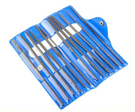 160mm, 12 pieces Needle File Set product photo