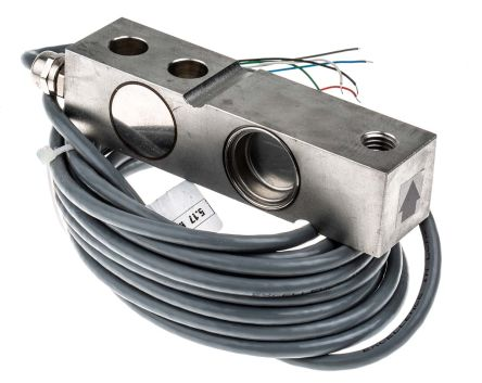 Compression Load Cell 1000kg, 15V dc, IP68 product photo