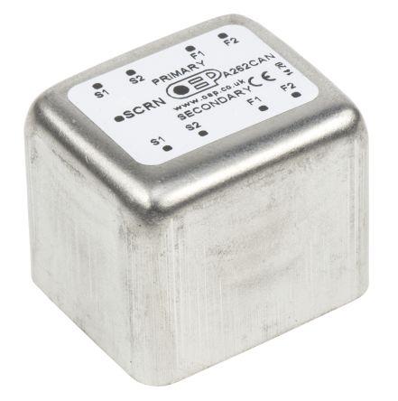 MU-Metal screeningcan pour AF transformateur