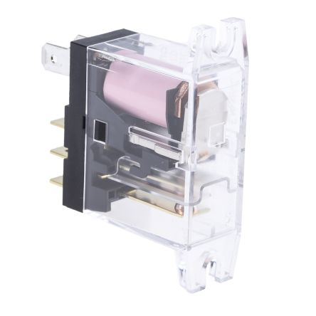 Wondrous G2R1Tac240 Omron Spdt Non Latching Relay Panel Mount 240V Ac Coil Wiring Cloud Tobiqorsaluggs Outletorg