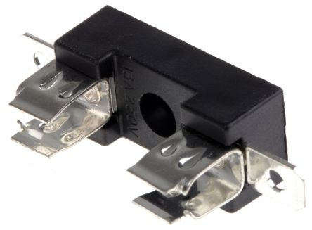 13A Base Mount Fuse Holder for 6.3 x 25 mmmm Fuse, 250V product photo