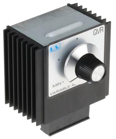 United Automation, QVR-TB-RFI, AC Regulator with RFI Suppression, 78 x 41 x 65mm