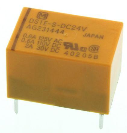 NAIS DS1E-S-DC24V NAiS Relay AG231444