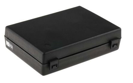 Conductive Polypropylene ESD Box, 140 x 106 x 38mm